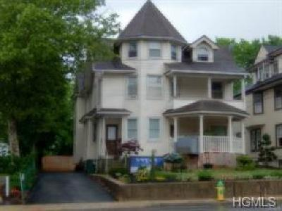 Multi Family 5+ For Sale: 207 Central Avenue
