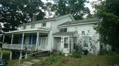 Goshen Single Family Home For Sale: 36 Milburn Road