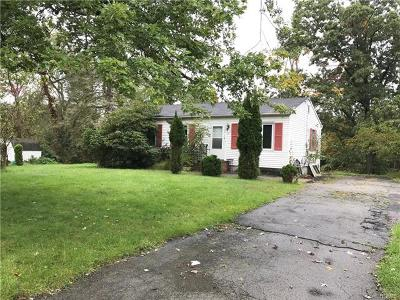 Warwick Single Family Home For Sale: 21 Mountain View Drive