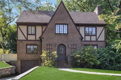 North Riverdale Single Family Home For Sale: 670 West 261 Street North West