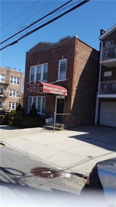 Bronx County Commercial For Sale: 2138 Continental Avenue