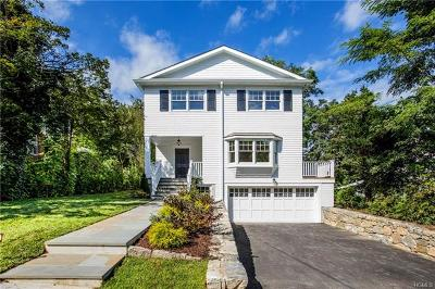 Larchmont Single Family Home For Sale: 61 Cooper Lane