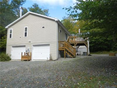 Fallsburg Single Family Home For Sale: 160 Hideaway Drive