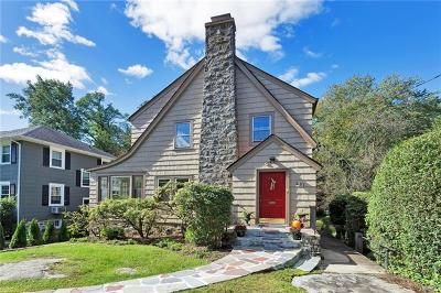 Westchester County Single Family Home For Sale: 251 Murray Avenue