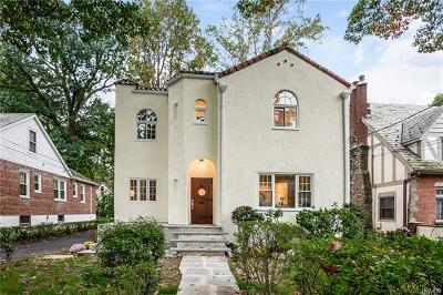 Mount Vernon Single Family Home For Sale: 20 Raynor Avenue