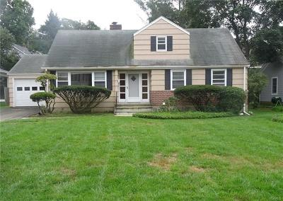 Rye Single Family Home For Sale: 143 Florence Avenue