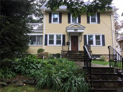 New Rochelle Single Family Home For Sale: 284 Clinton Avenue
