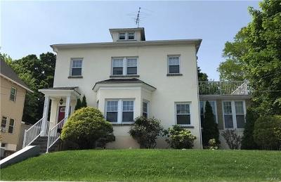 Peekskill Single Family Home For Sale: 139 Bay Street
