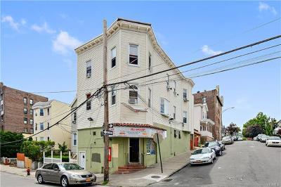 Yonkers Multi Family 2-4 For Sale: 42 Post Street
