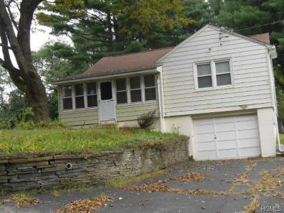 Monticello NY Single Family Home For Sale: $109,000