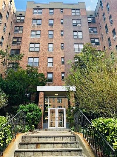 Yonkers Co-Operative For Sale: 270 North Broadway #5A