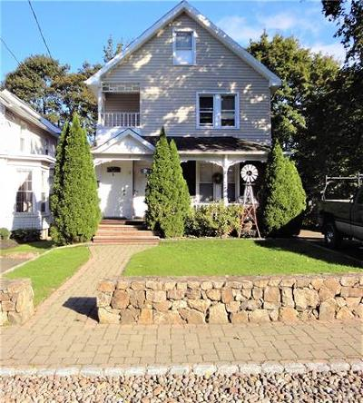 Stony Point Multi Family 2-4 For Sale: 2 Wood Avenue