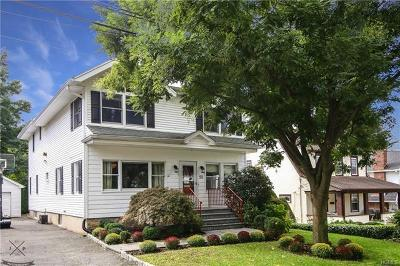 Scarsdale NY Single Family Home For Sale: $1,125,000