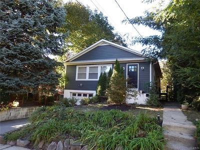 Croton-On-Hudson Single Family Home For Sale: 29 Radnor Avenue