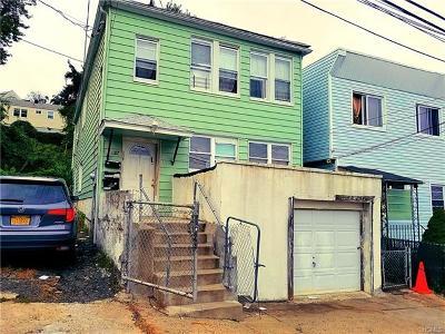 Yonkers Multi Family 2-4 For Sale: 127 Vineyard Avenue