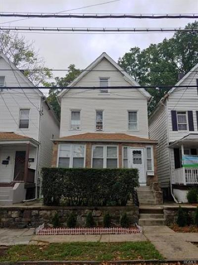 Westchester County Single Family Home For Sale: 256 Franklin Avenue