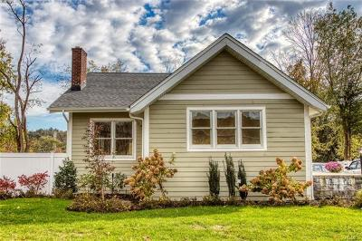 Single Family Home For Sale: 420 Saw Mill River Road