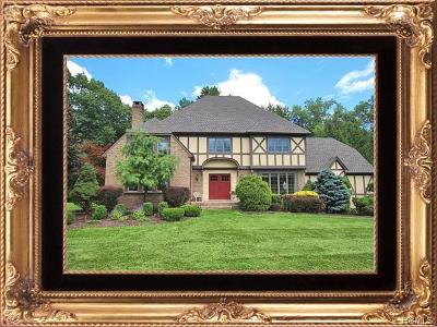 Orange County, Sullivan County, Ulster County Single Family Home For Sale: 12 Outlook Farm Drive