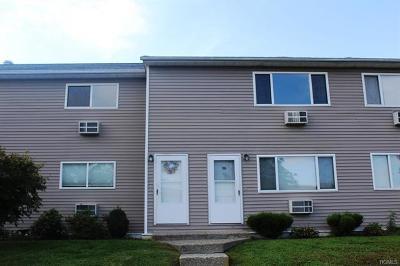 Fishkill Condo/Townhouse For Sale: 9 Fishkill Glen Drive #C