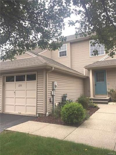 Fishkill Condo/Townhouse For Sale: 250 Crestwood Court