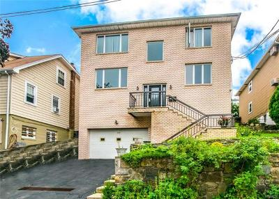 Yonkers Multi Family 2-4 For Sale: 226 Cook Avenue