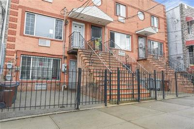 Bronx Multi Family 2-4 For Sale: 713 East 215th Street