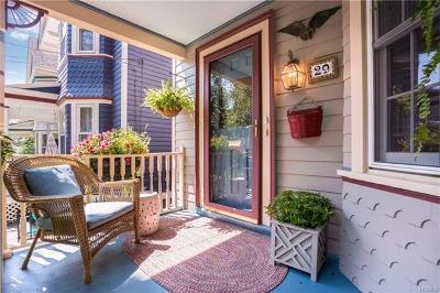 Irvington Single Family Home For Sale: 29 North Dutcher Street