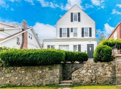 Yonkers Multi Family 2-4 For Sale: 395 Kimball Avenue