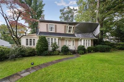 New Rochelle Single Family Home For Sale: 92 Wildwood Road
