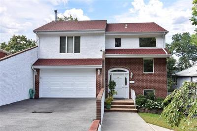 Yonkers Single Family Home For Sale: 11 Arthur Place