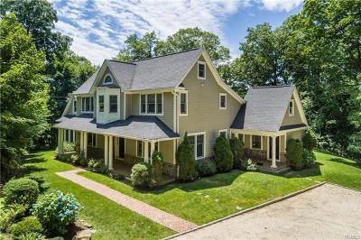 Rye Single Family Home For Sale: 60 Summit Avenue
