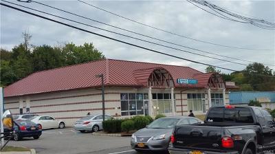 Garnerville Commercial For Sale: 124 Ramapo Road
