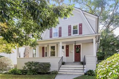Rye Single Family Home For Sale: 6 Rosemere Street