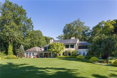 Bedford Hills Single Family Home For Sale: 1 Bedford Center Road