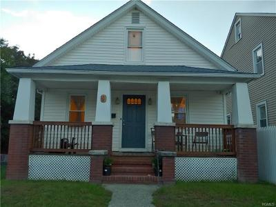 Newburgh Single Family Home For Sale: 9 Valley Avenue