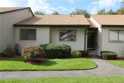 Yorktown Heights Condo/Townhouse For Sale: 110c Village Road