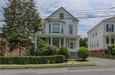 Haverstraw Single Family Home For Sale: 67 New Main Street