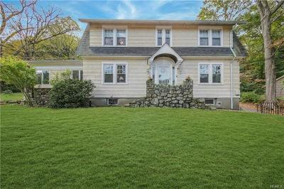 Pleasantville NY Single Family Home For Sale: $988,901