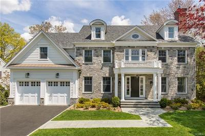 Scarsdale Single Family Home For Sale: 23 Innes Road