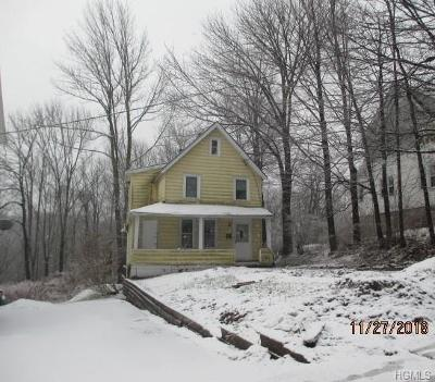 Liberty NY Single Family Home For Sale: $26,000