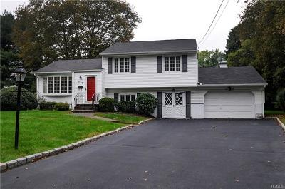 Blauvelt NY Single Family Home For Sale: $459,000