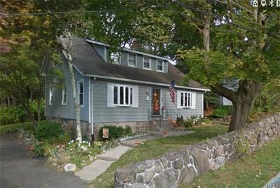 Rockland County Single Family Home For Sale: 8 Bridge Street