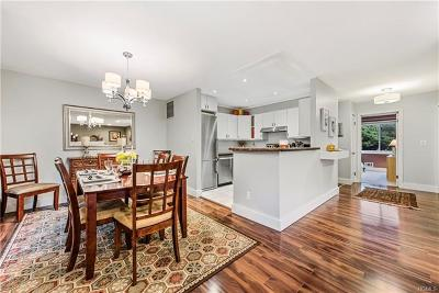 Yorktown Heights Condo/Townhouse For Sale: 47 Jefferson Oval #C