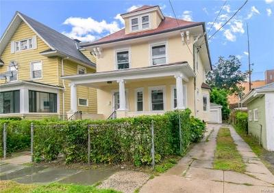 Mount Vernon Single Family Home For Sale: 57 South 12th Avenue
