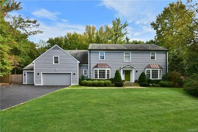 Rye Single Family Home For Sale: 21 John Jay Place