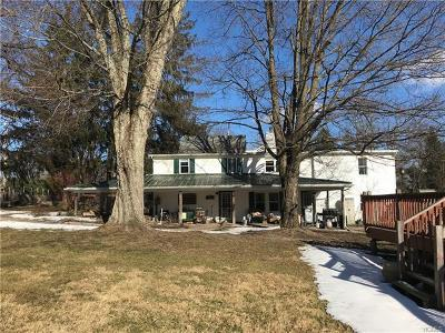 Wallkill Single Family Home For Sale: 5 Lake Road