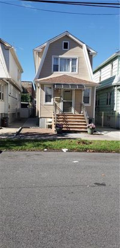 Bronx Single Family Home For Sale: 4513 Barnes Avenue