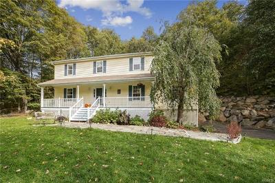 Brewster Single Family Home For Sale: 3 Indian Hill Road