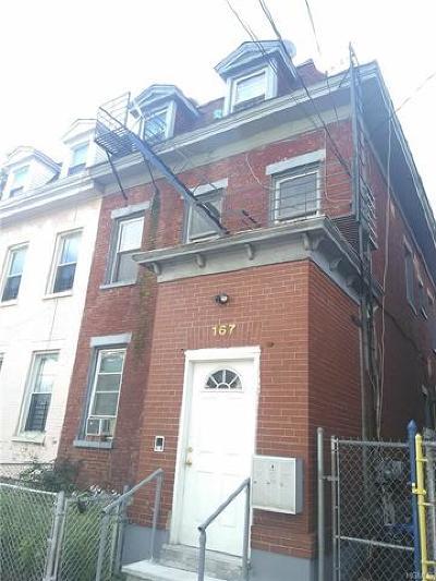 Yonkers Rental For Rent: 167 Buena Vista Avenue