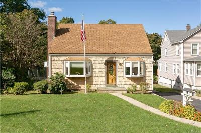 Elmsford Single Family Home For Sale: 37 Winthrop Avenue